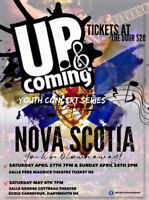 Up & Coming Nova Scotia : A Youth Concert Series