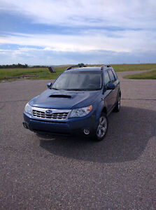 2011 Subaru Forester 2.5XT Limited SUV, Crossover
