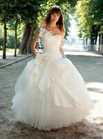 Cymbeline Wedding Dress- Made in Paris