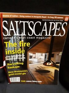 September/October 2014 Saltscapes Canada's East Coast Magazine