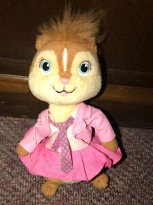 Brittany Ty Beanie Baby Plush Chipettes Alvin and the Chipmunks