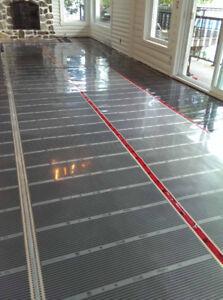 New Heated Floors System--ECOLATH