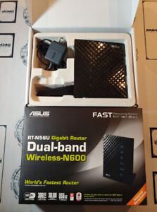 ASUS Router RT-N56U Dual Band