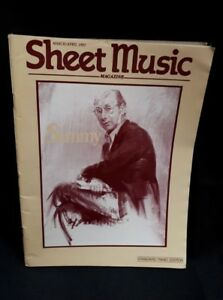 March/ April 1993 Sheet Music Magazine
