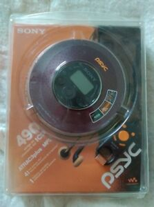 Sony Walkman D-NE320 CD MP3 Player (New and Sealed)
