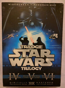Star Wars Trilogy Limited Edition DVD Set (Unaltered Versions)