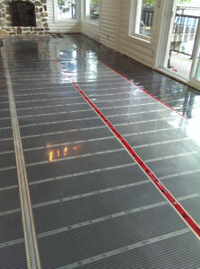 New Heated Floors System—ECOLATH