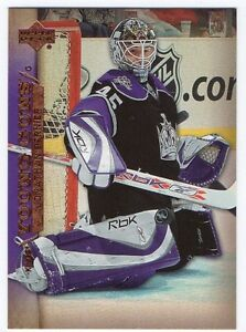 JONATHAN BERNIER ... 2007-08 Upper Deck - YOUNG GUNS ROOKIE CARD