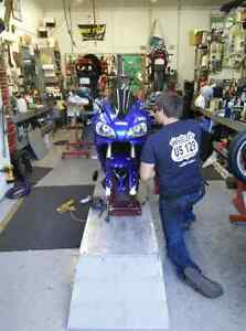 PARTING OUT 1998 YAMAHA YZF-R R1 4XV