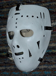 masque Ed Giacomin fiberglass goalie mask replica réplique West Island Greater Montréal image 2