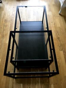 Ikea Glass Nesting Tables