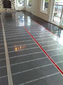 "New Heated Floor Product--""ECOLATH"""