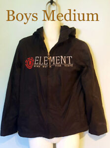 BOYS ELEMENT 3 SEASON JACKET