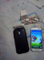 Unlocked Mint condition 16 GB Samsung Gaaxy S4 Mini for sale
