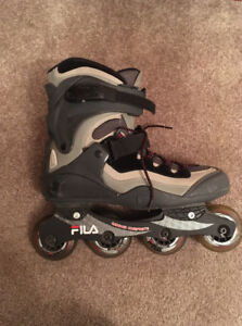 Fila Carbon Composite Size 11 with Accessories