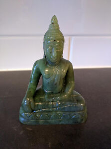 Jade Buddha-Hand Carved-MINT CONDITION