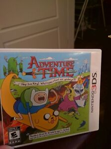 Two Adventure Time (Nintendo 3DS)Games!