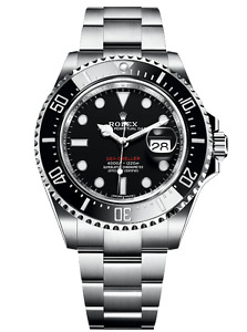 Rolex Sea-Dweller 126600 50th Annniversary 43mm