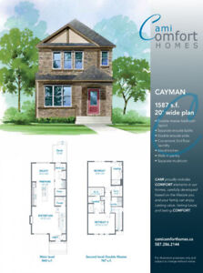 Brand New Single Family Home - $20K Gift Card Promotion