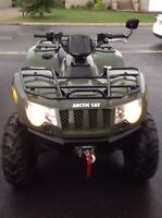 Arctic Cat 500 2014