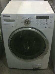 Samsung front load washer & dryer PRICE $899