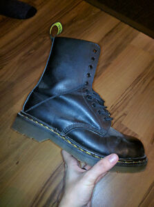 Dr. Martens 1919 Steel Toe Boots for Men