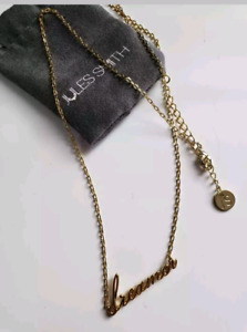 14k gold plated JULES SMITH Dreamer Necklace BNIP
