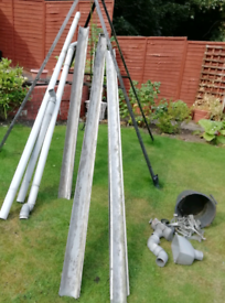 Down pipe. Guttering and more £30