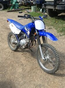2003 Yamaha trr125 low hours