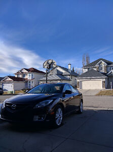 2010 Mazda 6, V6, Low kms (tag: Malibu, Altima, Accord, Fusion)