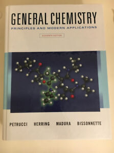General Chemistry Principles and Modern Applications, Pearson