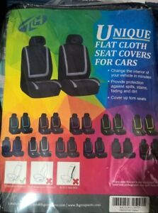 Seat covers for SUV