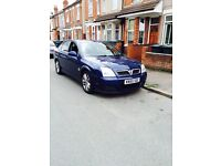 Vauxhall Vectra c 1.9 cdti 6 speed