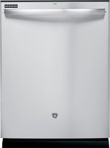 Stainless Steel Dishwasher - GE GDT550HSDSS