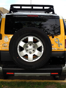 2008 Toyota FJ Cruiser C Package SUV, Crossover