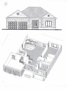 Set of Certified House Plans !!!