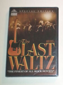 The Last Waltz Special Edition Rock Movie New DVD London Ontario image 1