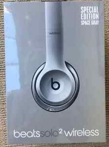 beats solo 2 wireless.. special edition..space gray
