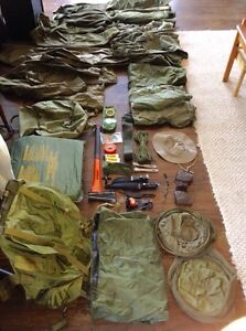 Survival gear/lot trade for coin collection or $