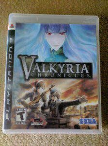 Valkyria Chronicles - PS3 - $30