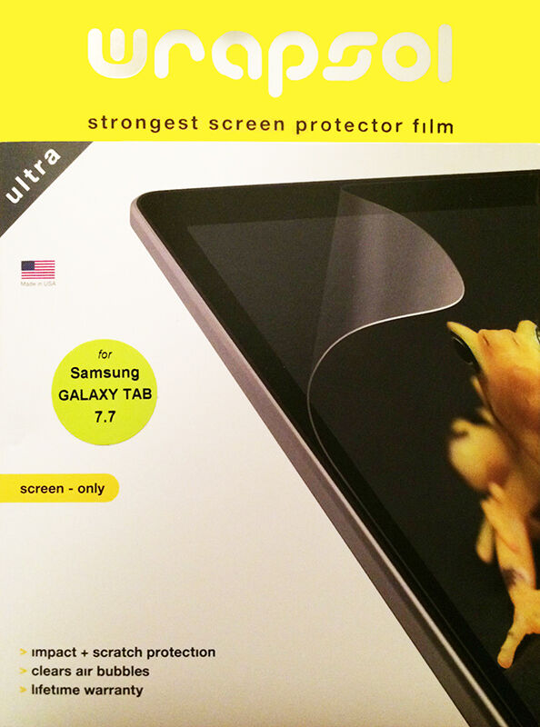 Wrapsol Screen Protector
