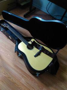 Tanglewood Evolution TW28 SLN CE Electro Acoustic Guitar Bundle