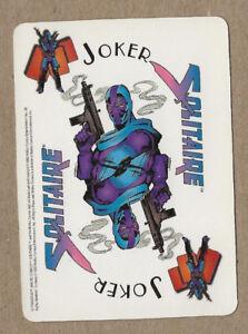 1993 Malibu Ultraverse Promos # NoN Solitaire (Joker) Non-Sports