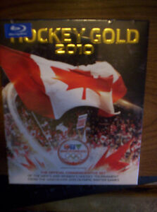 **NEW** HOCKEY GOLD 2010 -- Vancouver Olympics Blu-Ray