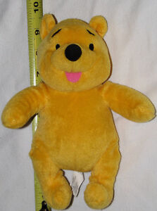Pooh Plush Stuffed Toy - NEW with Tags London Ontario image 2