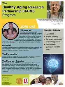 Participate in A Neuroscience Study for money and knowledge!