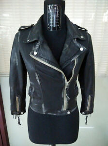 leather jackets for bikers, wallets, etc.,