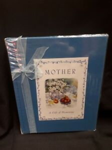 Mother a Gift of Memories Book