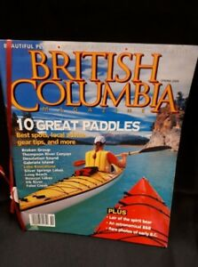 Spring 2005 British Columbia Magazine