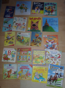 20 kids' books, $ 5 for all